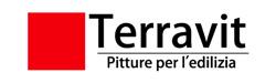 Terravit // Pitture per l'edilizia Logo